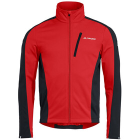 VAUDE Spectra III Softshell Jacket Men mars red
